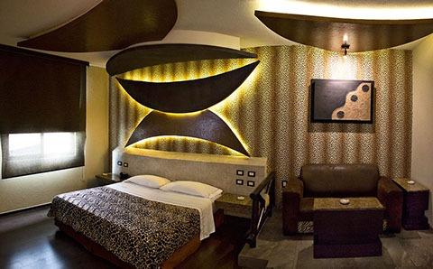 Suite en motel Zaire Guadalajara
